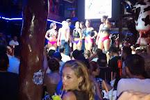 Dolores Yuca Bar, Playa del Carmen, Mexico