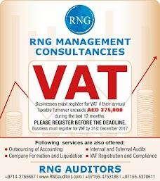 RNG Auditors dubai UAE