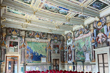 Palazzo dei Priori, Viterbo, Italy
