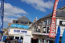 Fistral Beach Bar, Newquay, United Kingdom