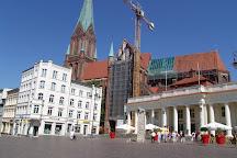 Schwerin Cathedral, Schwerin, Germany
