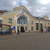 Железнодорожная станция  Luninec