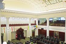 Alberta Legislature Building, Edmonton, Canada