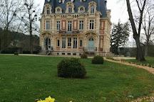 Le Chateau de Conti, L'Isle-Adam, France