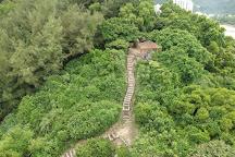 Long Chao Kok Coastal Trail, Macau, China