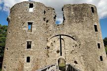 Chateau de Ranrouet, Herbignac, France
