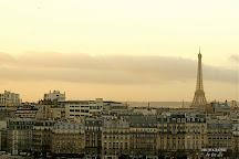 Quartier des Batignolles, Paris, France