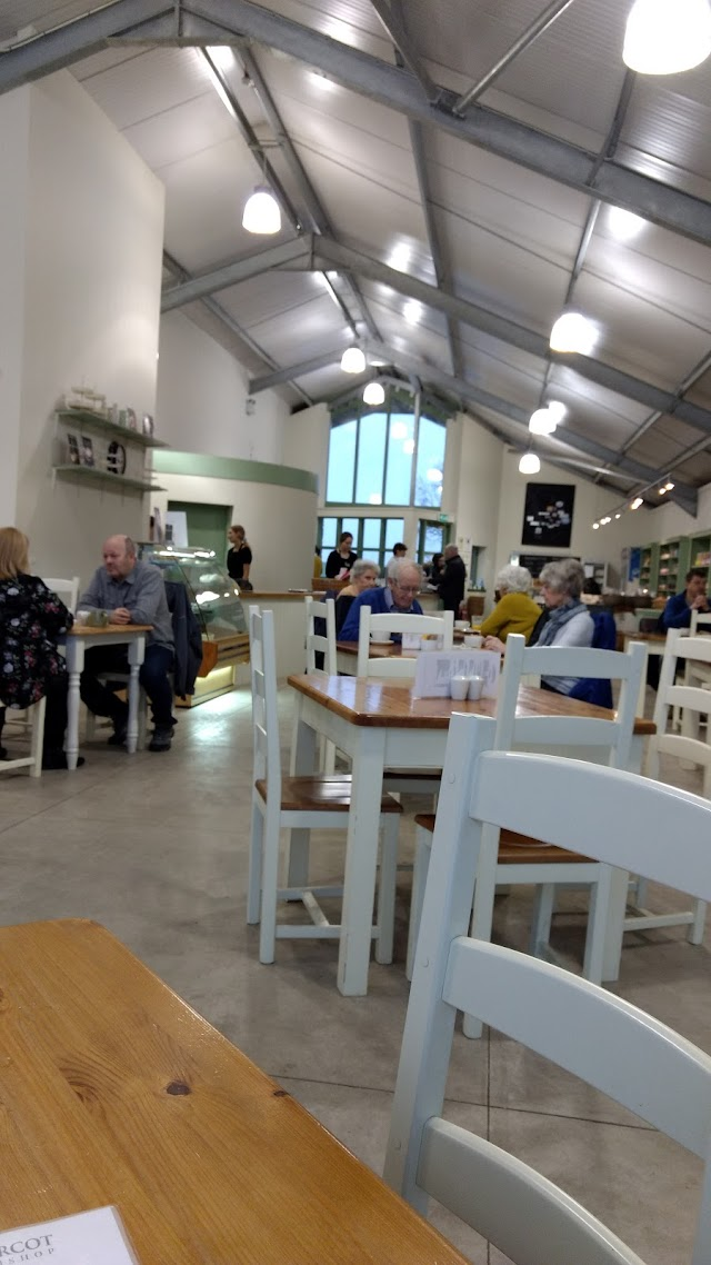 Muircot Farmshop Coffee Shop