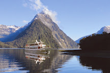 Cruise Milford, Milford Sound, New Zealand