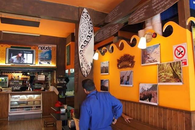 Cafe Central las Palmas