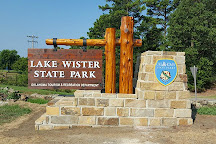 Lake Wister State Park, Wister, United States