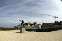 Tour Bidouane, Saint-Malo, France