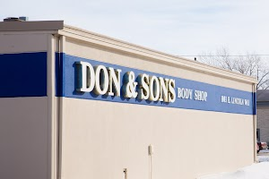 Don & Sons Body Shop