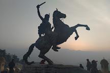 Monument Rani Jhansi, Shimla, India