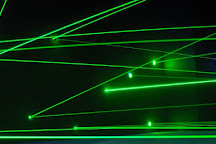 Spy Quest Laser Maze, Mackinaw City, United States