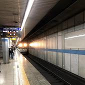 Железнодорожная станция  Jingu Marutamachi