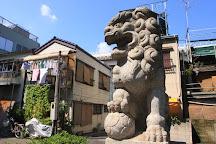 EjimaSugiyama Shrine, Sumida, Japan