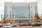 Костанайская областная филармония, улица Тауелсиздик, дом 83 на фото Костаная