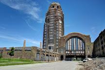 Buffalo Central Terminal, Buffalo, United States