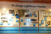 Saint George Island Lighthouse, Gift Shop and Museum, St. George Island, United States