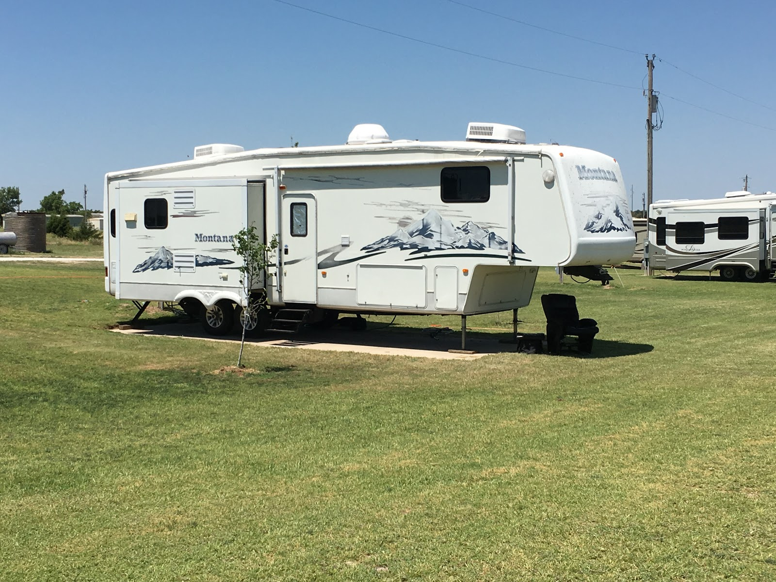 Woodward Campgrounds And RV Park