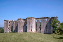 Chateau de La Ferte-Milon, La Ferte-Milon, France