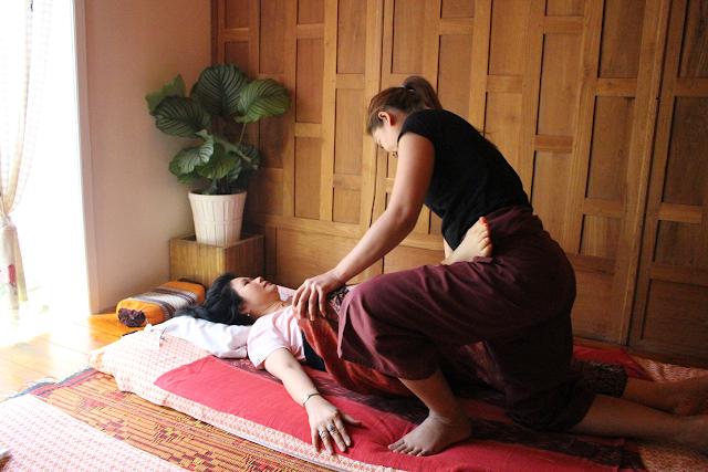 Espace France Asie Salon Massage Thaï
