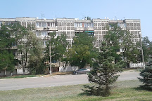 Monument End and Return, Elista, Russia