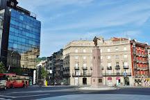 Plaza Circular, Bilbao, Spain