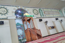 Baiturrahim Great Mosque, Gorontalo, Indonesia