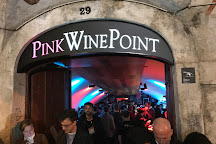 Pink Wine Point, Lisbon, Portugal