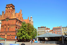 Town Square - Old Town, Torun, Poland