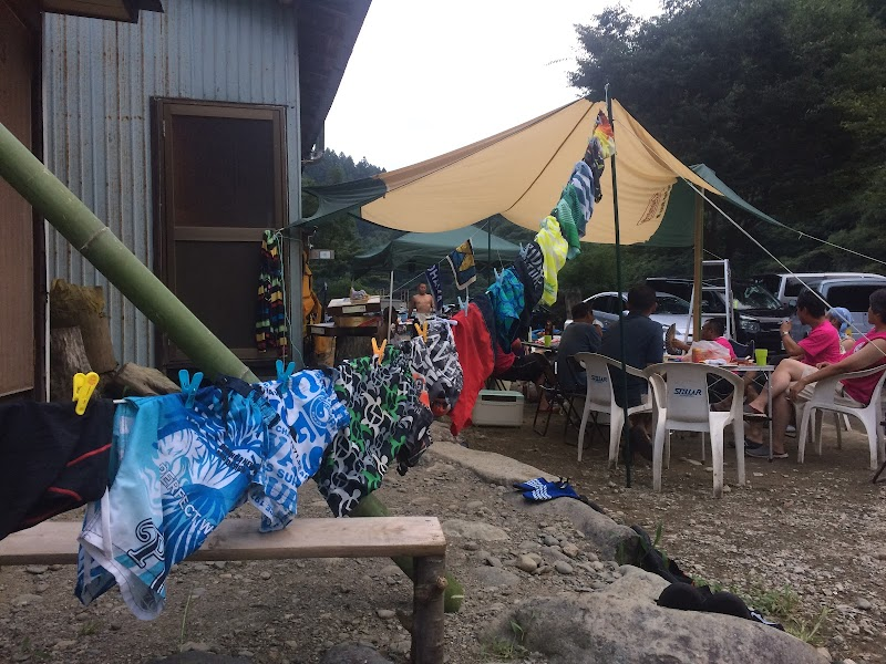 青野原野呂ロッジキャンプ場