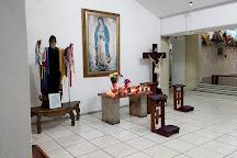 Nuestra Senora del Carmen Catholic Church, Playa del Carmen, Mexico