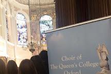 Queen's College, Oxford, United Kingdom