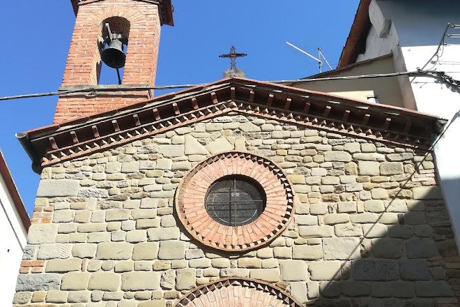 Chiesa di Ganghereto, Terranuova Bracciolini, Italy