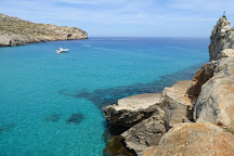 Cala Barques, Cala San Vincente, Spain