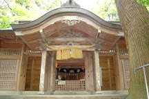 Kushifuru Shrine, Takachiho-cho, Japan