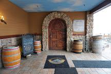 Summerhill Pyramid Winery, Kelowna, Canada