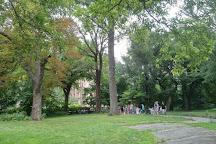 Strawberry Fields, John Lennon Memorial, New York City, United States