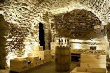 Les Caves Saint Charles, Chateauneuf-du-Pape, France