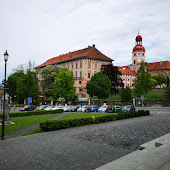 Станция   Roudnice n.L.aut.nádr.