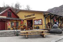 Byrkjedalstunet Lys, Byrkjedal, Norway