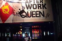 Queen Nightclub, Paris, France