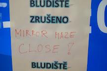 Mirror Maze No.1, Prague, Czech Republic