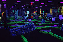 Monster Mini Golf, Danvers, United States