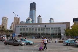 Станция метро  Dalian