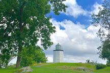 The Stony Point Battlefield Lighthouse, Stony Point, United States