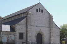 Site de l'Abbatiale - Deas, Saint-Philbert-de-Grand-Lieu, France