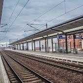Train Station  Werdau